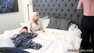 Taboo aunt and mom gangbang in front of compeer's daughter S