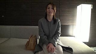 Japanese Housewife gang banged