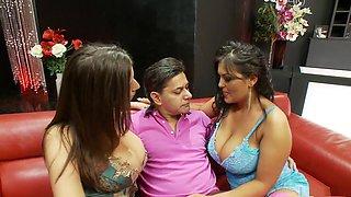 Amazing pornstars Sensual Jane and Jasmine Black in exotic mature, brazilian sex movie