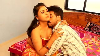 Hot Aunty Romance With Young Boy - SEXY Aunty  Big Boobs