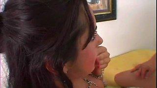 sexy vixen with a camel toe clip movie 1