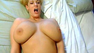 Big Natural Tits Mumma Fucked So Damn Hard Here