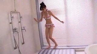 Best Japanese slut Aino Kishi in Crazy Handjobs, Bathroom JAV clip