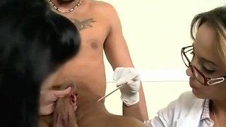 Mason Dark Longnails blowjob