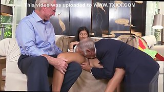 British old and young lesbians and young old threesome mmf bi and old man