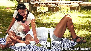 pounded teen creampied