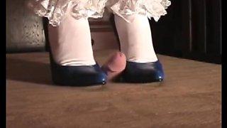 Crazy amateur High Heels, Amateur adult clip
