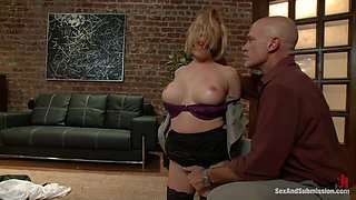 Mark Davis & Mickey Mod & Krissy Lynn in My Wife is an Escort - SexAndSubmission