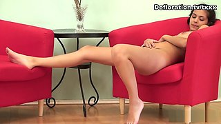 DeflorationTv Video: Galina Fox - Hardcore Defloration