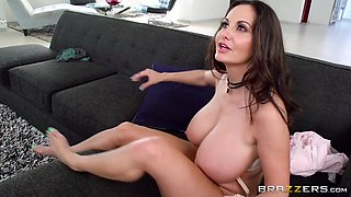 Ava Addams & Xander Corvus in Mom Hands Off My Boyfriend - Brazzers