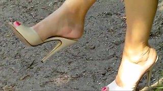 13 cm beige pantos in neckarsteinach bei 36 c