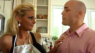 Phoenix Marie joins hot wife swapping