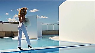 Elizabeth Ostrander Cool Pool