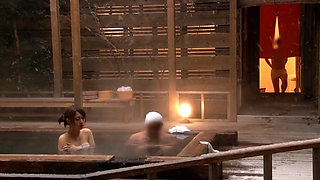 Send My Wife To Be Fucked to Onsen Spa