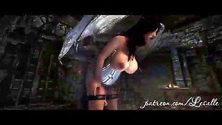 3d busty animated angel best hardsex
