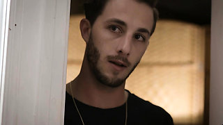 Sadistic boyfriend gets teen to seduce her stepmom