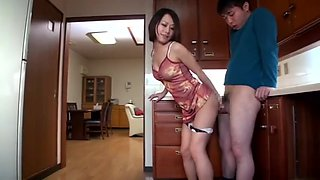 Lucky Boy Fucking With Aunt And Sister
