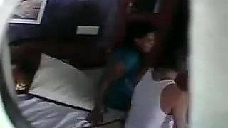 22 aunty caught sex wid neighbor old uncle