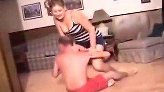 Fart wrestling