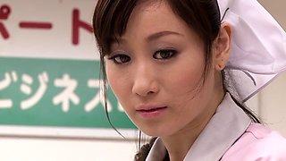 Exotic Japanese girl in Amazing Amateur, Public JAV video