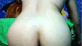 Filipina naughty amateur webcam brunette flashed her natural boobies