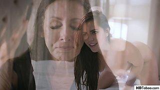 How does it feel, Mom?! - Alina Lopez, Reagan Foxx