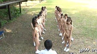 public flashing ikea worker asian feature 2