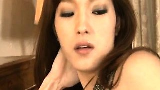 Mei Haruka hot Asian maid is thoroughly fucked in a
