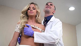 Brazzers - Doctor Adventures - A Dose Of Cock