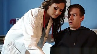 Brazzers - Tina Kay is a bad doctor but a great fuck