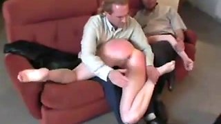 Daughter punished by dad and friend