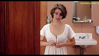 Alyssa Milano Nude Scene In Embrace of the Vampire Movie