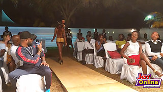 African Booty Girls Bikini Fashion Show