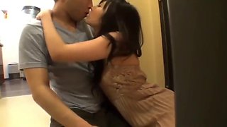 Chika Arimura - Drunken Japanese Chick Gets a Double Penetration