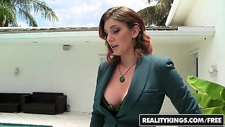 RealityKings - Big Tits Boss - Bossy Breast