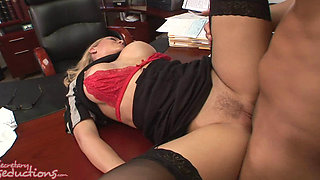 Nicole Aniston - The Secretary