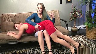 Casting Couch. Ariel X goes through a rough bondage audition from Cheyenne