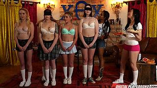 Porno film Sorority Sisters