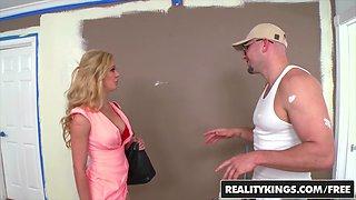 RealityKings - Big Tits Boss - Cherie Deville Jmac Big Tits Boss Cherie had s - Put In Work