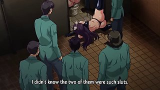 Cute Anime Schoolgirl Pussy Fuck