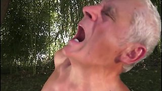 my eldest to fuck -2, cut 2 (#grandpa #old people #dad)