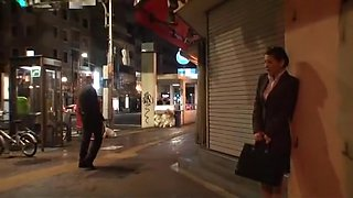 Hottest Japanese chick in Incredible Outdoor, Stockings JAV video