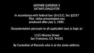 Mother Superior 3 Satans Daughter (Presley Hart, Ariella Fer
