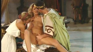 Amazing Threesome With The Breath Taking Blondes Mandy Bright And Tiffany Diamond