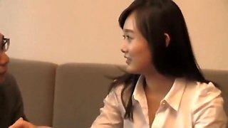 Beautiful Hot Shy Asian Korean Girls Fucked by Japanese Stranger