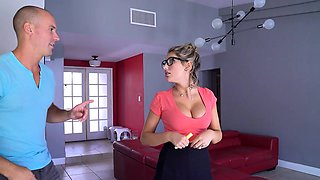 Brazzers - Dirty Masseur - August Ames and Se
