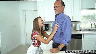 Daddy dildo blowjob xxx Liza and Glen hit the bases