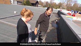Hausfrau ficken german wife gives bj and gets pussy licked