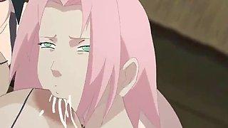 Sakura&ampsarada x hinata
