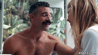 Naughty honeymoon sex with Ivy Wolfe